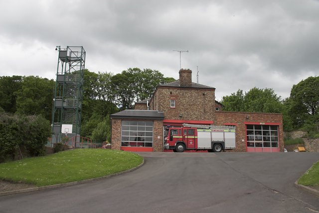 Malton Fire Station