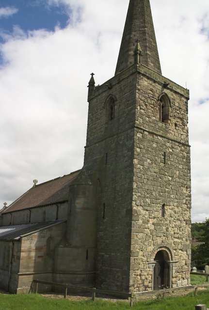 Church at Kirby Grindalythe