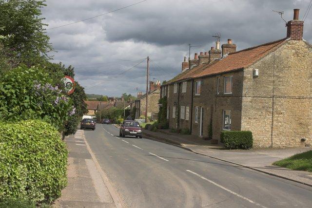 Welburn near Castle Howard