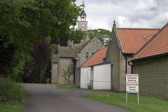 Welburn Hall School