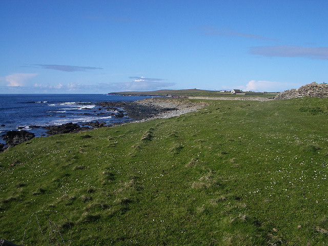 Papa Westray west coast