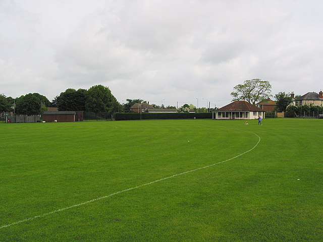 Carvers recreation grounds, Ringwood