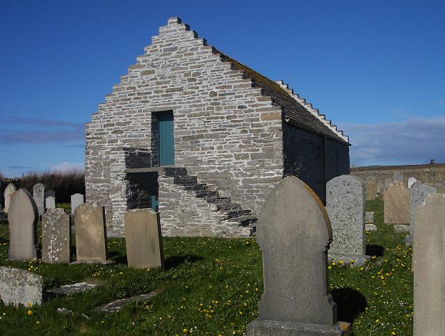 St Boniface Kirk, Papa Westray