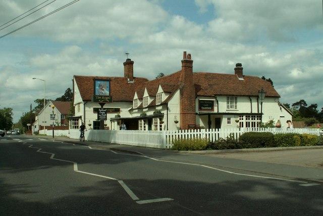 'The Angel' inn, Broomfield, Essex