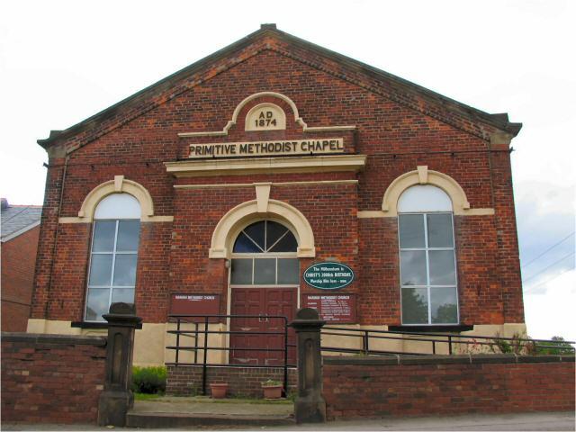 Barugh Methodist Chapel