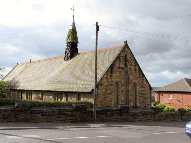 Staincross Evangelist Church