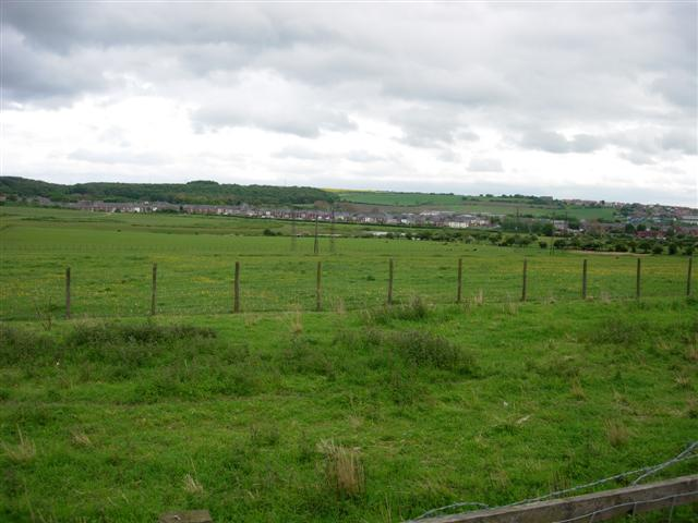 Herrington Country Park and New Herrington village