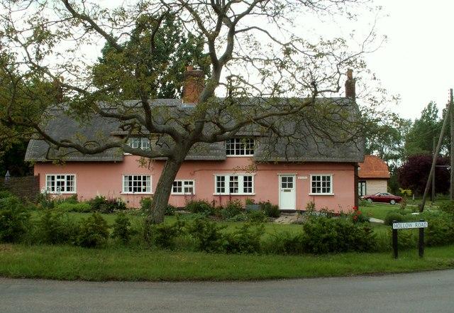 Pye's Farm Cottages, Molehill Green, Essex