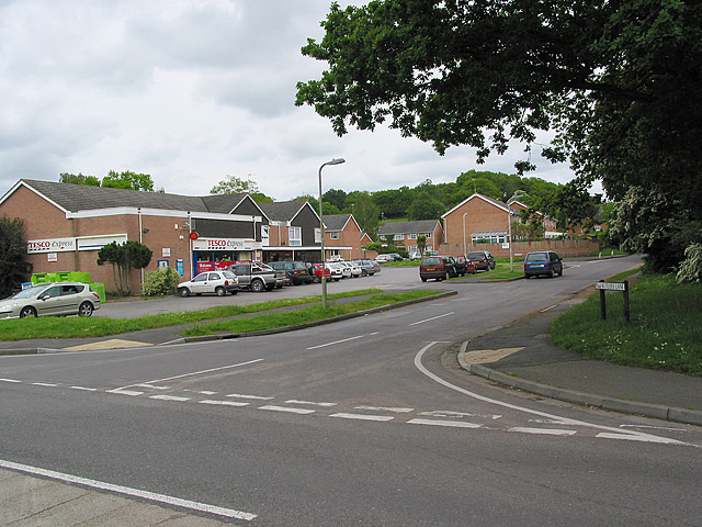Shops on Butlers Lane, Ringwood