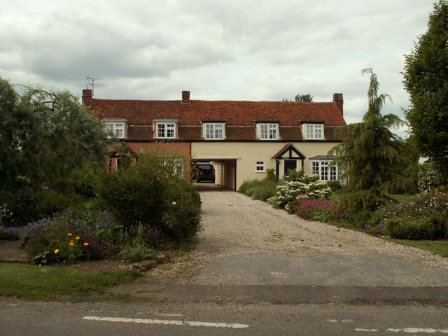 Cottages at Duckend Green, Essex