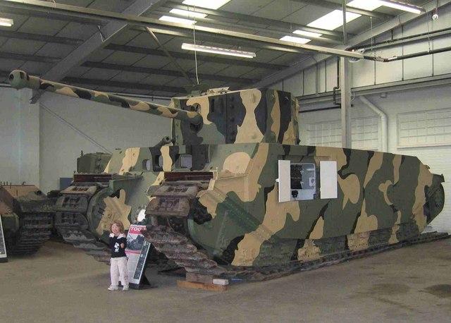 TOG 2 Tank, Bovington Tank Museum