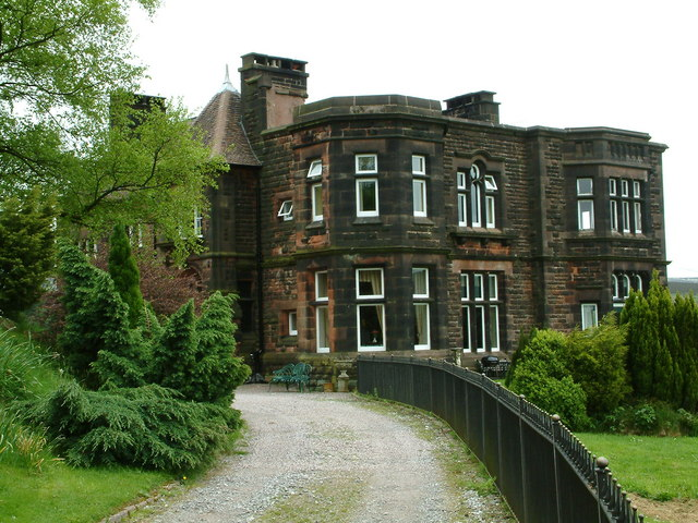 The Roaches Hall