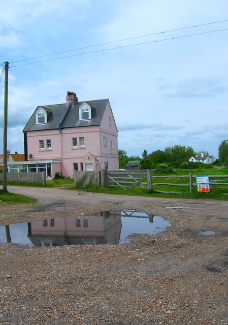 Pink House, Normans Bay