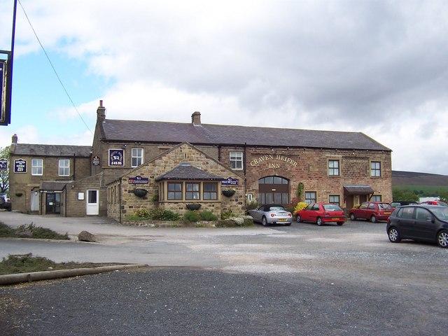Craven Heifer Inn, near Skipton