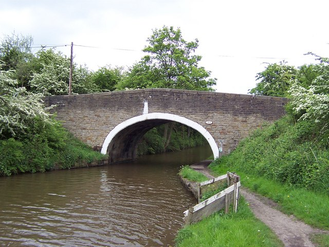Bridge No. 180, Leeds and Liverpool Canal