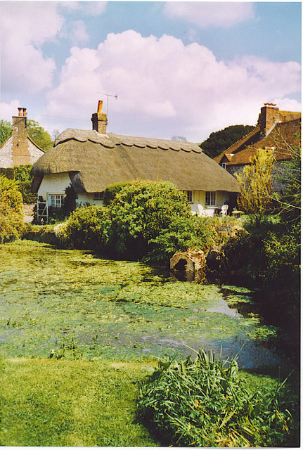 Thatched Cottage in Singleton.