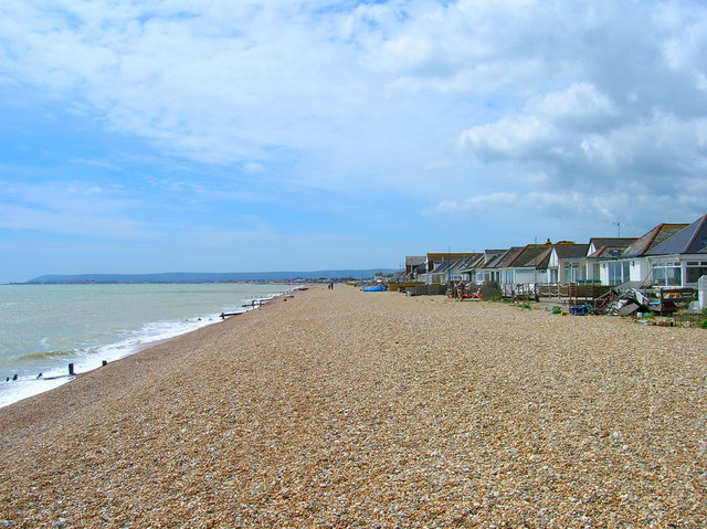 Beachlands, Pevensey Bay