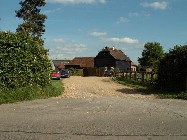 Forest Farm, near Hatfield Broad Oak, Essex