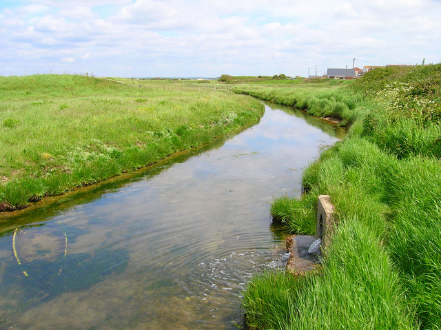Tower Ditch, Beachlands, Pevensey Bay