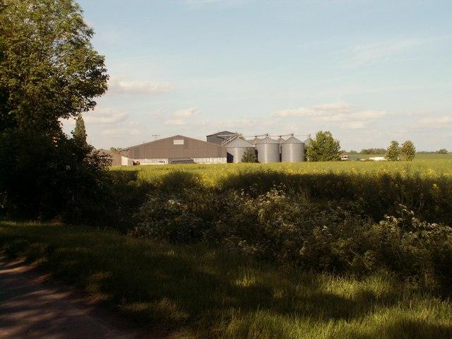Bigods Farm, Aythorpe Roding, Essex
