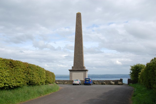 Co Antrim war memorial, Knockagh