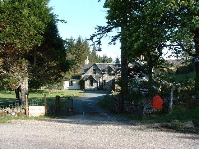 Achnadrish guest house