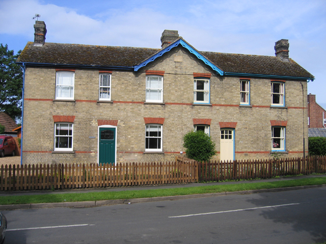 Cottages by The Green, Rampton, Cambs