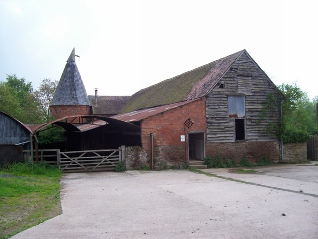Wall End farm