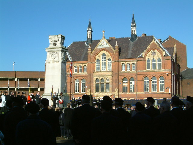 The Cenotaph, Walsall