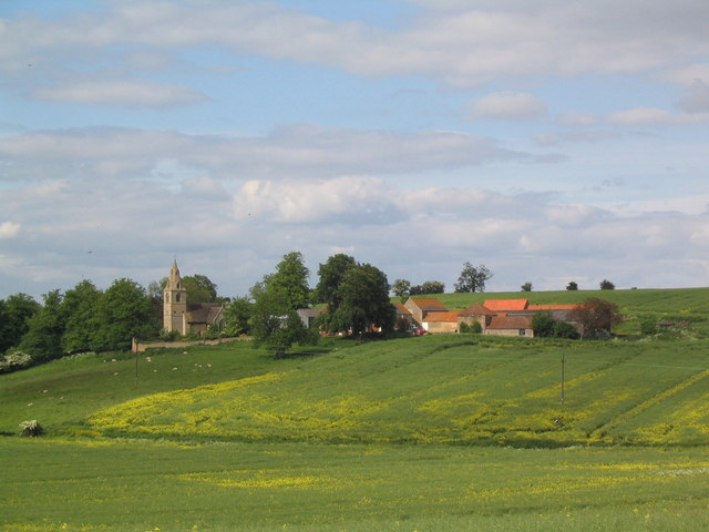 Creeton, from the south