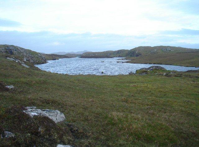 Loch Hornaraigh, Grimsay