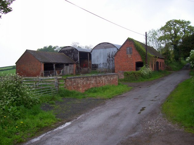 Lower Burton farm