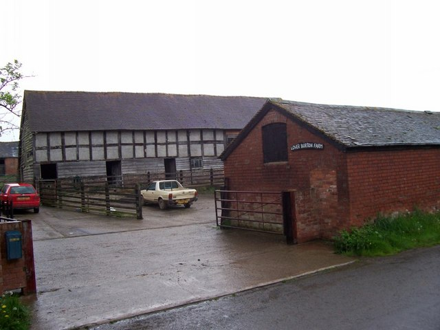 Lower Burton farm