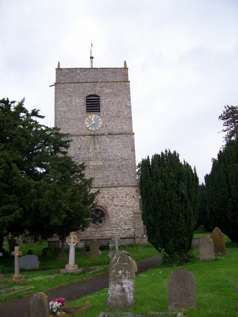 Church of St Mary, Eardisland
