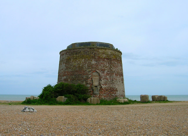 Martello Tower number 64