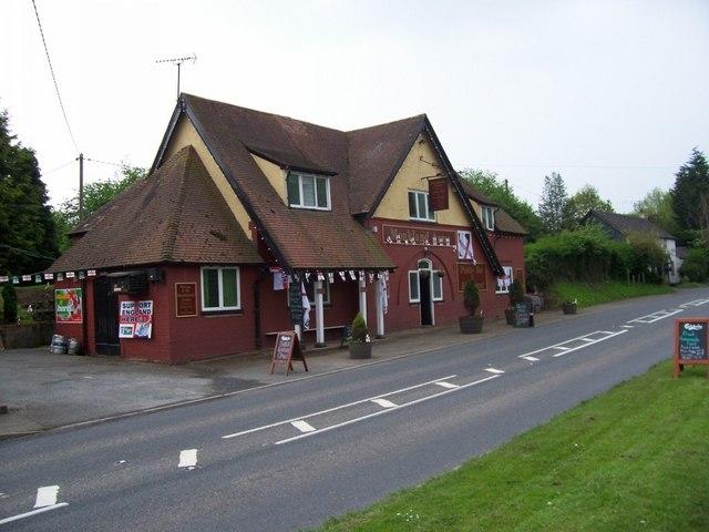 Monkland Arms pub