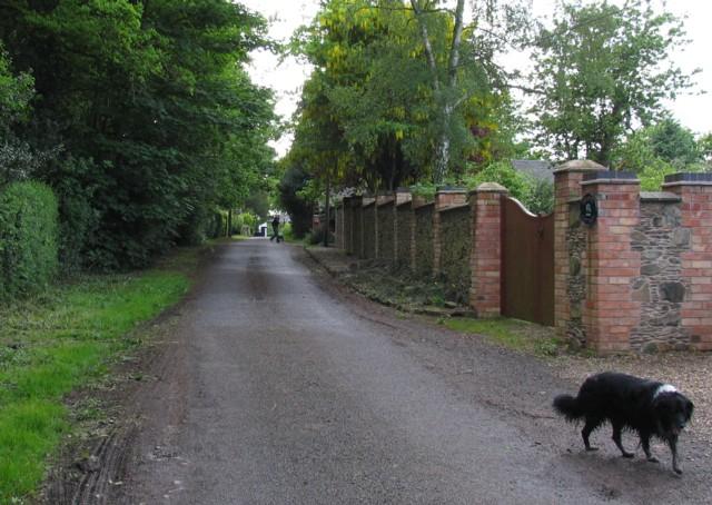 Vicary Lane at Woodhouse