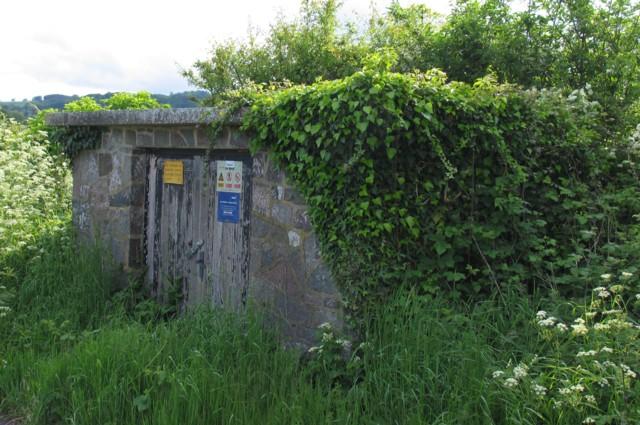 Gas substation