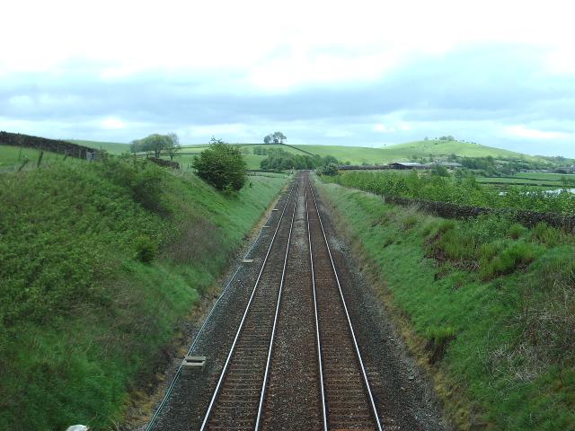 Skipton to Carlisle railway