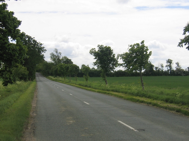 Icknield Street at Bickmarch
