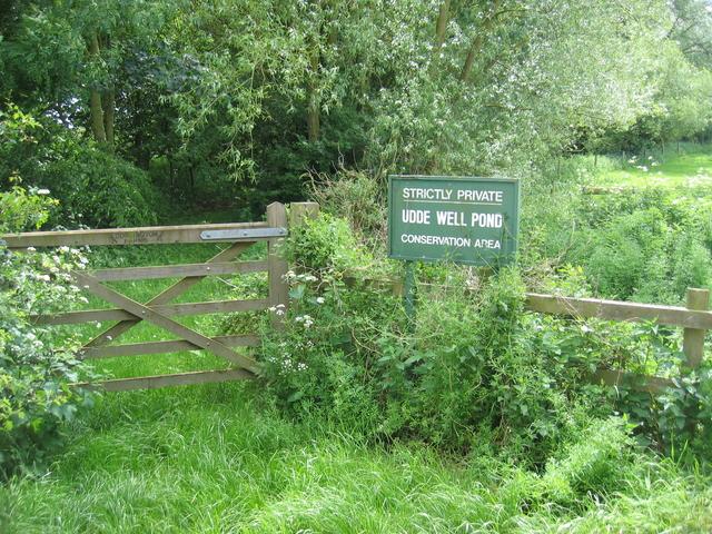 Udde Well Pond Conservation Area