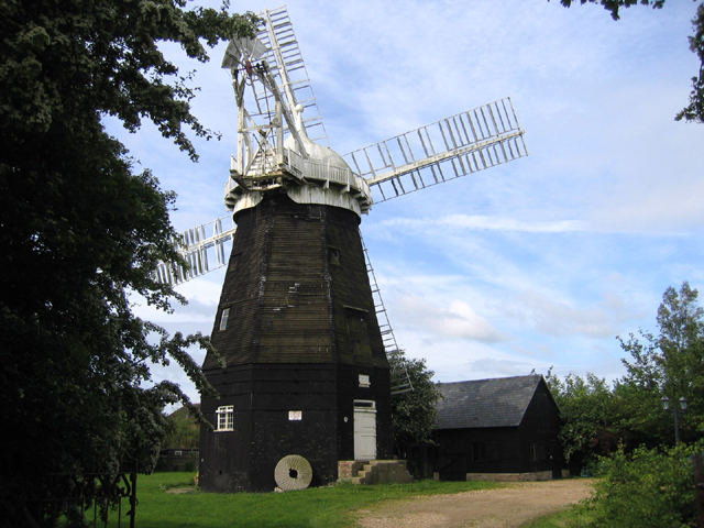Cattell's Mill, Willingham, Cambs