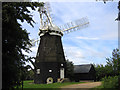 TL4069 : Cattell's Mill, Willingham, Cambs by Rodney Burton