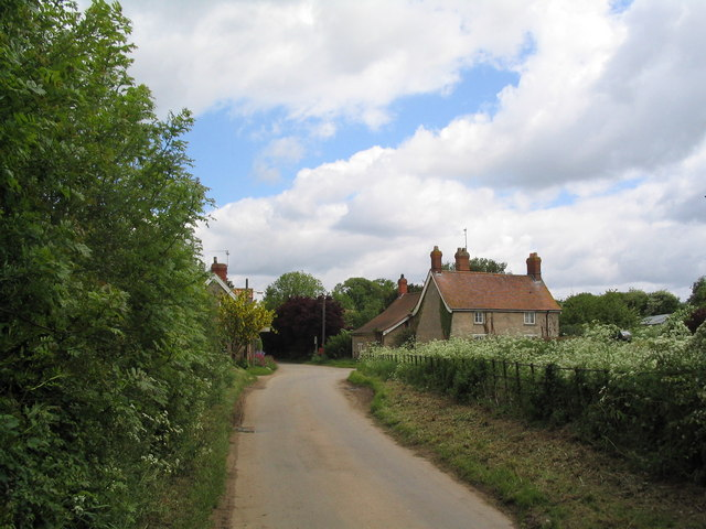 Entering Elsthorpe from Grimsthorpe