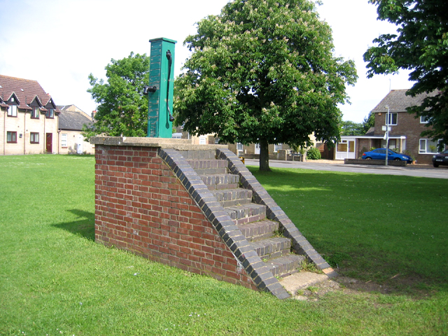 Parish pump, Willingham, Cambs