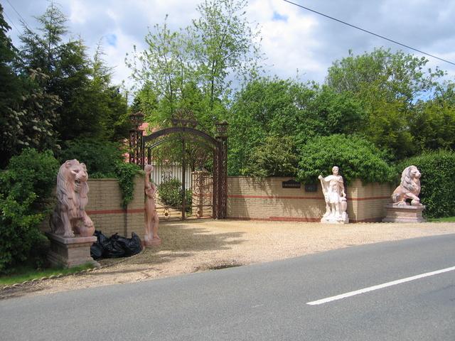Gates at Ullington