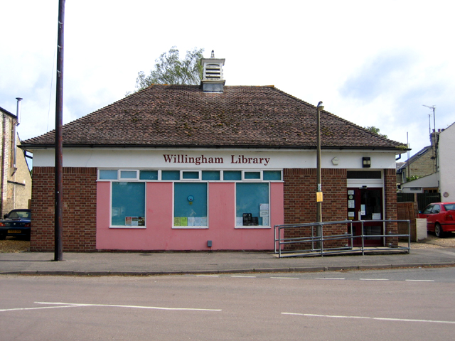 Library, Willingham, Cambs
