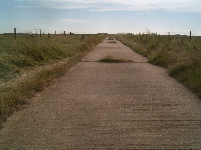 The Road To Oblivion...Orford Ness
