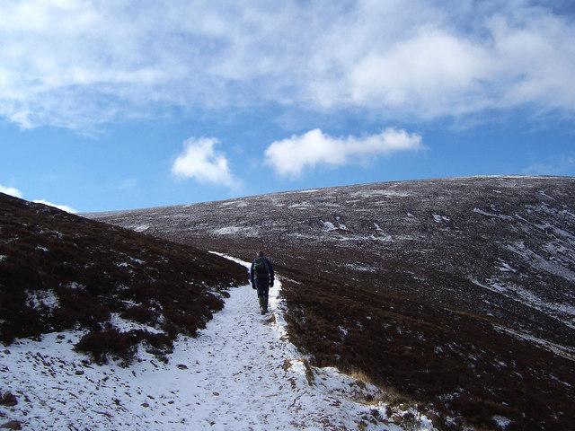 The path to Tinto