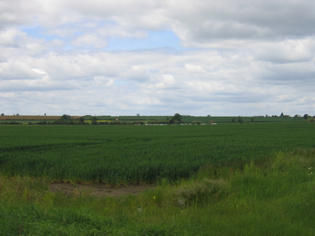 View across Bickmarsh